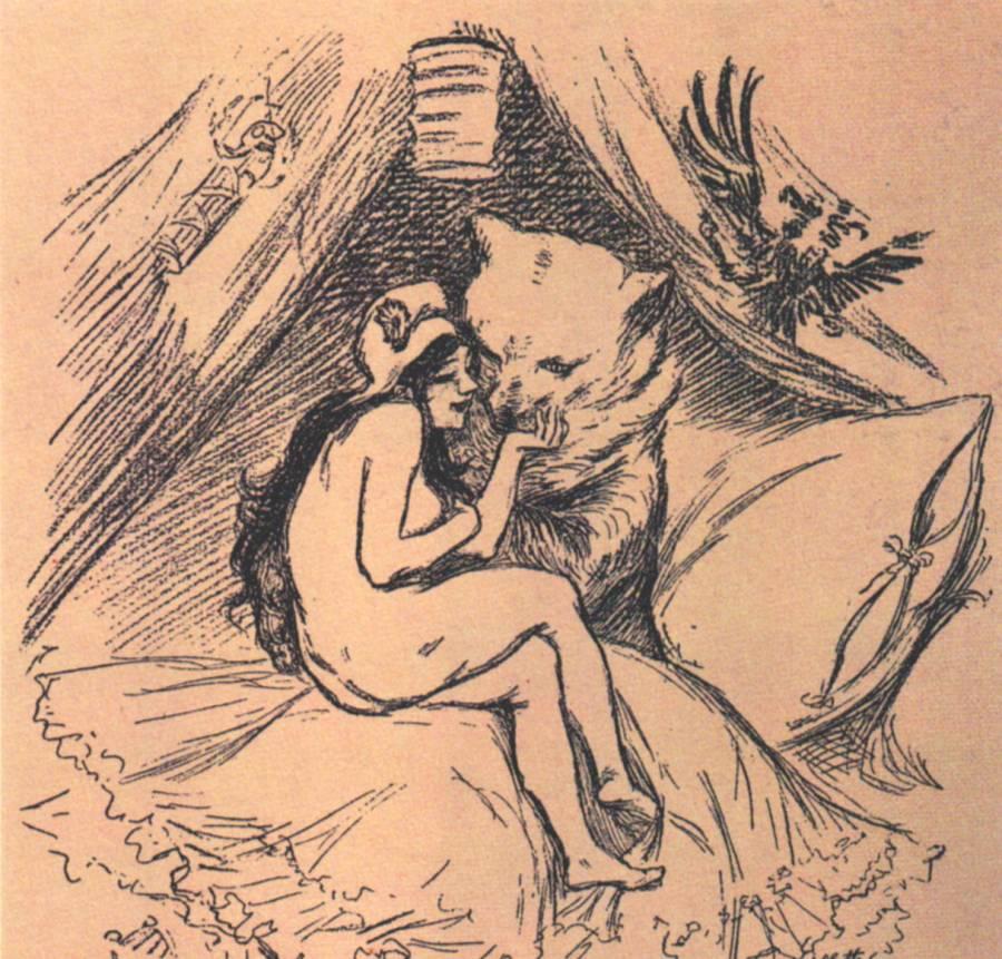 1893 le livre et l image dessin de willette marianne et l - Dessin marianne ...