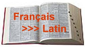 Rencontre traduction latin