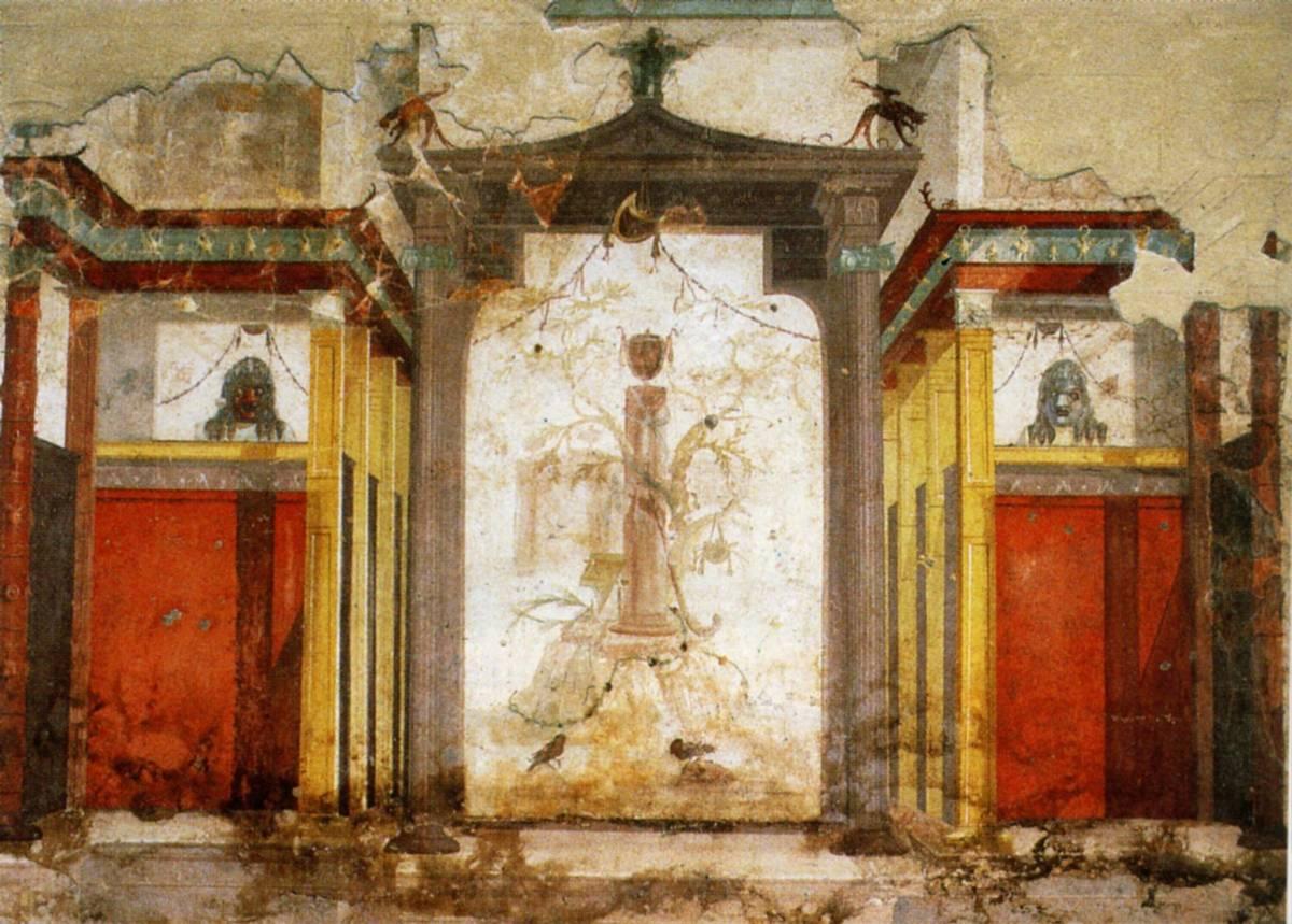 peinture murale du - photo #46