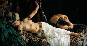 FERVAL Claude : La Vie et la mort de Cléopâtre