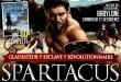 Spartacus esclave gladiateur révolutionnaire qui a fait trembler la république romaine