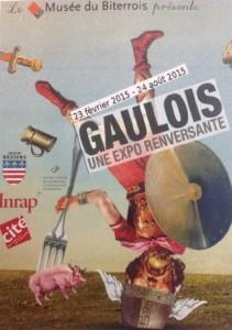 Gaulois, une expo renversante ! @ Musée du Biterrois | Béziers | Languedoc-Roussillon | France