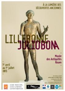Juliobona - Lillebonne - à la lumière des découvertes anciennes @ Musée des Antiquités, Rouen   Rouen   Haute-Normandie   France
