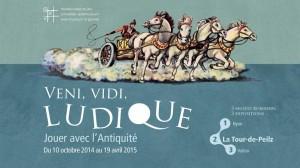 Veni, vidi, ludique, jouer avec l'antiquité @ Musée romain de Vallon | Vallon | Fribourg | Suisse