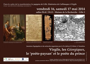 Insula / Virgile, Les Géorgiques, le 'poète-paysan' et le poète du prince