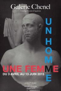 Un homme & une femme @ Galerie Chenel   Paris   Île-de-France   France