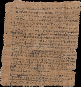 Brice C. Jones / Violence en bande organisée sur un papyrus du 2è siècle de Tebtunis