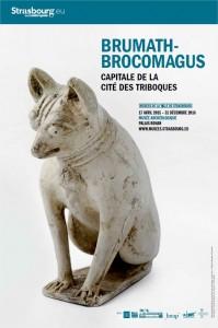 Brumath-Brocomagus, capitale de la cité des Triboques @ musée archéologique, à Strasbourg (Bas-Rhin) | Strasbourg | Alsace | France