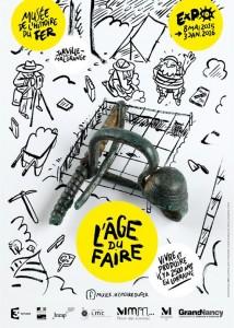 L'Âge du Faire. Vivre et produire il y a 2 500 ans en Lorraine @ musée de l'Histoire du Fer, Jarville-la-Malgrange | Jarville-la-Malgrange | Lorraine | France