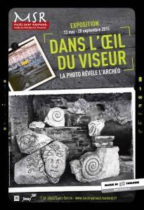 Dans l'oeil du viseur. La photo révèle l'archéo @ Musée Saint-Raymond, Toulouse | Toulouse | Midi-Pyrénées | France