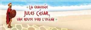 La chaussée Jules César, une route vers l'Océan @ Médiathèque de Lillebonne   Lillebonne   Haute-Normandie   France