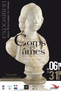 EXPO • Corps et âmes : sculpter l'Homme et les dieux dans l'Antiquité @ Musée archéologique départemental de Jublains