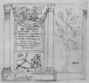 The Petrified Muse / Odeur & sensualité dans les inscriptions