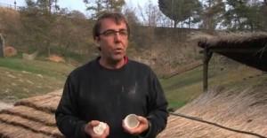 INRAP / (video) Expérimentation d'un four à sel gaulois