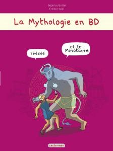 La Mythologie en BD - #1 : Thésée et le Minotaure