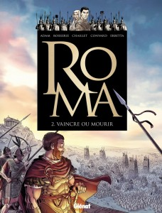Roma - #2 : Vaincre ou mourir