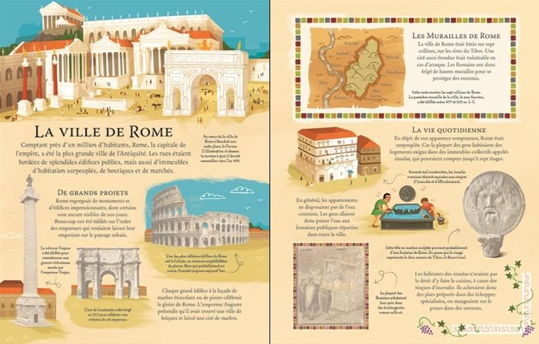 La rome antique de megan cullis et wesley robins avis - La cuisine de la rome antique ...