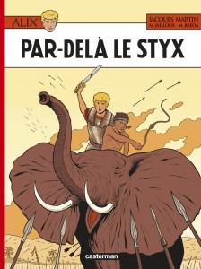 Alix - #34 : Par-delà le Styx