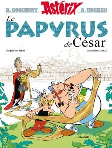 Astérix - #36 : Le Papyrus de César