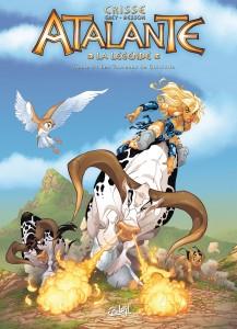 Atalante - #08 : Les Taureaux de Colchide