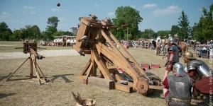 Leg8 / Histoire de l'artillerie antique
