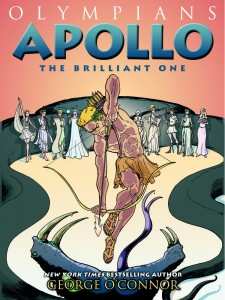 Olympians - #8 : Apollo - the Brilliant One