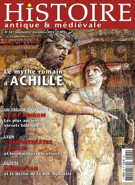 achille histoire antique et medievale