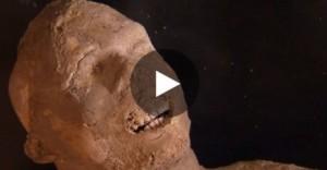 Maxisciences / les habitants de Pompéi dévoilent de nouveaux secrets grâce au scanner