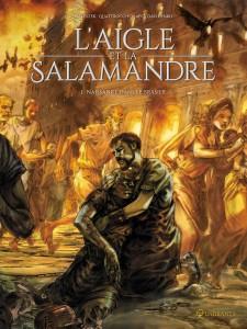 L'Aigle et la Salamandre #1 - Naissance dans le brasier