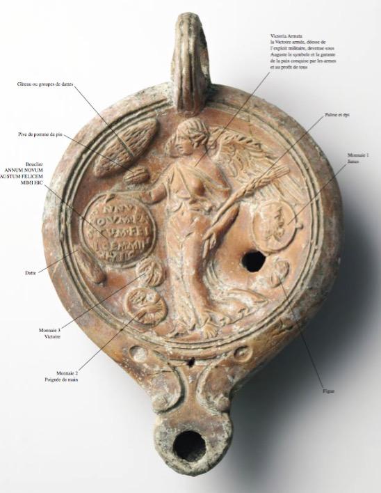 """image extraite de l'article """"Flamboyantes étrennes romaines"""" pour ArtPassions de Laurent Chrzanovski, à lire sur Academia (en consultation libre)"""