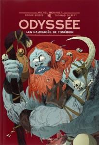 Odyssée - #2 : les Naufragés de Poséidon