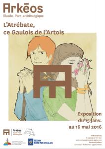 L'Atrébate, ce Gaulois de l'Artois @ Musée-parc Arkéos | Douai | Nord-Pas-de-Calais | France