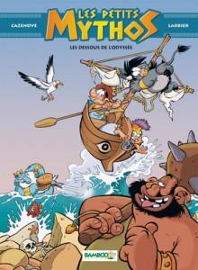 Les petits mythos #6 - Les dessous de l'Odyssée