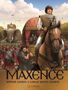 Maxence #2 - L'Augusta