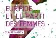Euripide et le parti des femmes