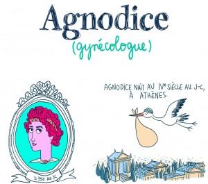 Les culottées / Agnodice