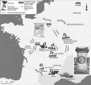 """CHAAT / Chronique de la langue gauloise, 3. """"Jeter un pont entre linguistes et archéologues-historiens"""""""