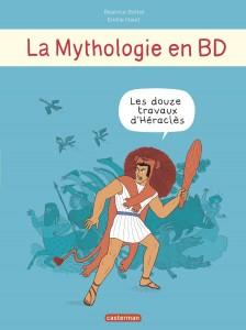 La mythologie en BD - #5 : Les 12 travaux d'Héraclès