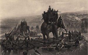 Le Parisien / La traversée des Alpes d'Hannibal expliquée par du crottin de cheval ?