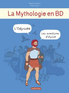 La Mythologie en BD (intégrale) : L'Odyssée