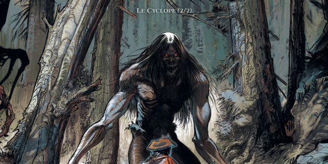 Ulysse 1781 #02 – Le Cyclope (2/2)