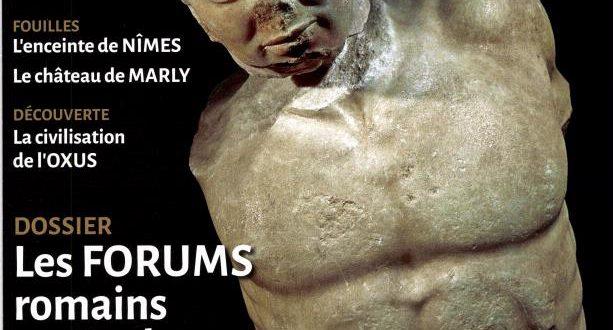 Archéologia #544 – Les forums romains en Gaule