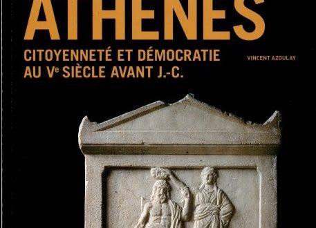 Documentation photographique #8111 – Athènes : citoyenneté et démocratie au Ve siècle avant J.-C.