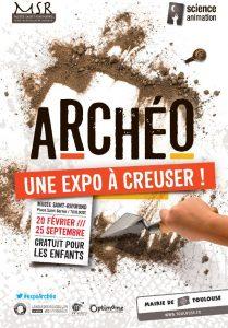 Archéo – Une expo à creuser ! @ musée Saint-Raymond | Toulouse | Languedoc-Roussillon Midi-Pyrénées | France