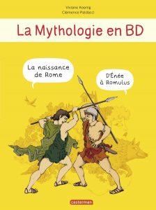 La mythologie en BD - #6 : La naissance de Rome