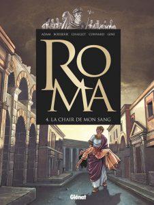 Roma #4 - La chair de mon sang