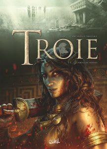 Troie #04 - Les Portes du Tartare