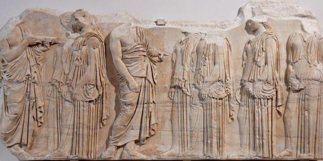 La visite du Louvre : La Victoire de Samothrace