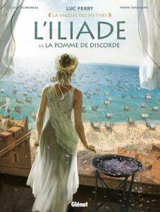 L'iliade #1 - La pomme de Discorde