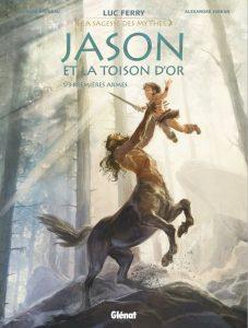 Jason et la toison d'or #1 - Premières armes